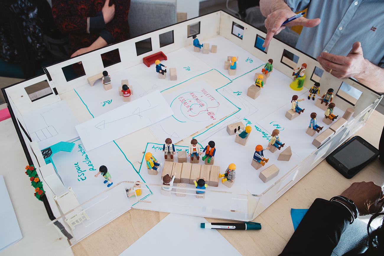 Atelier co-conception