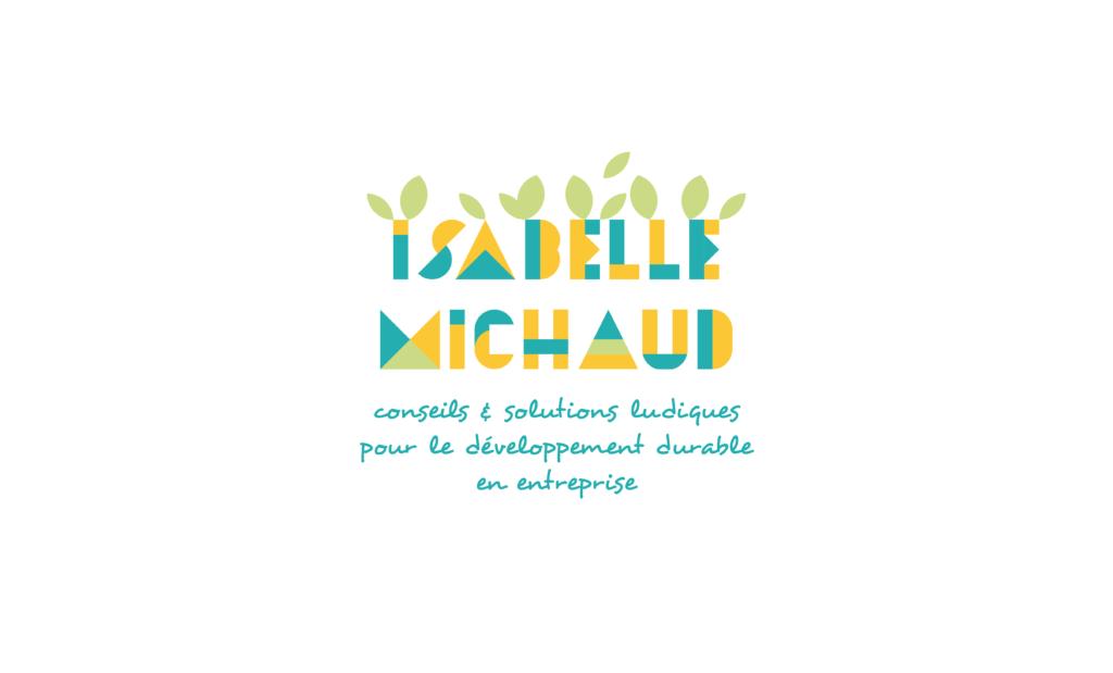 3eme version logo - Isabelle Michaud